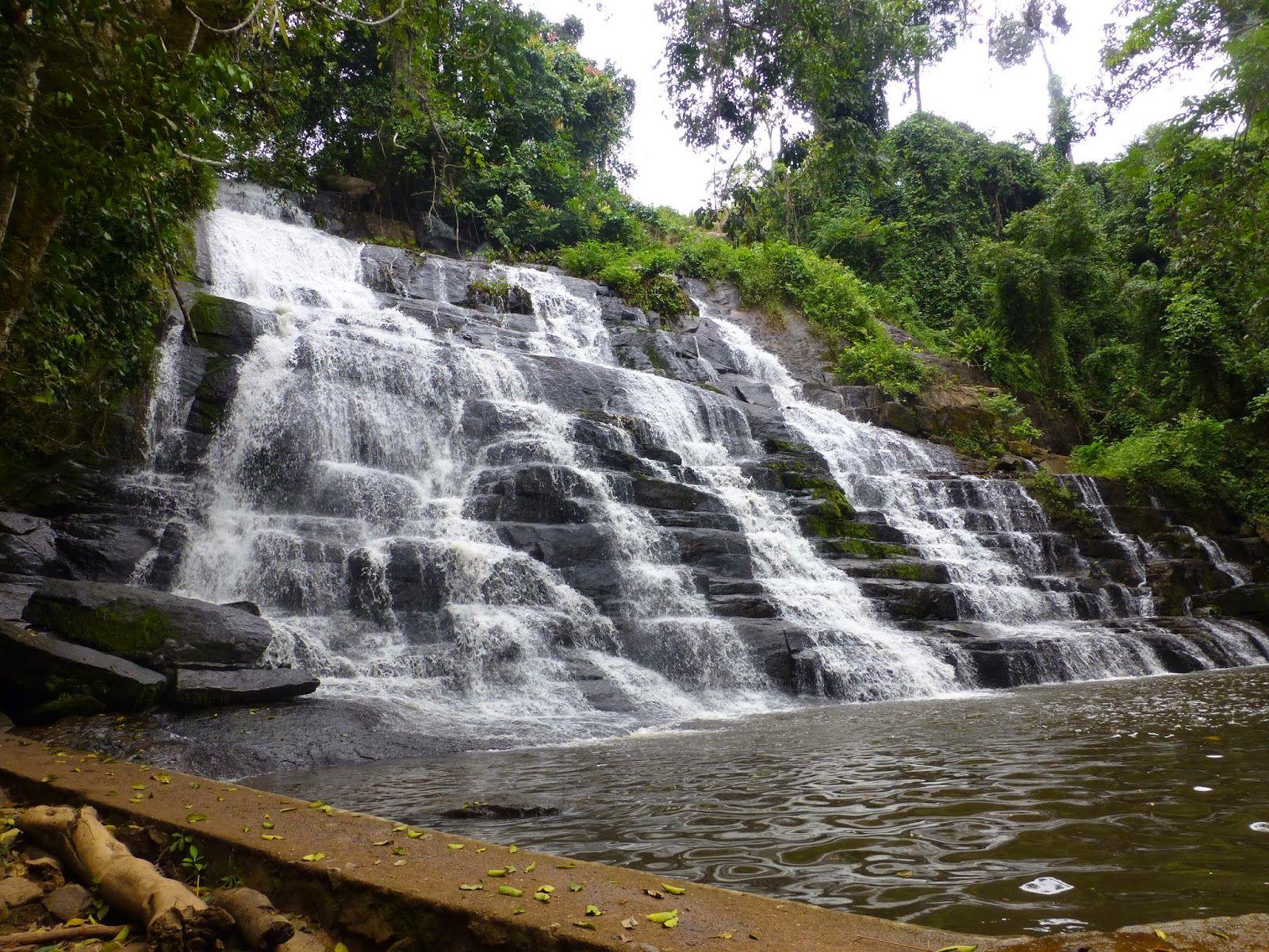 Akloa Falls Togo