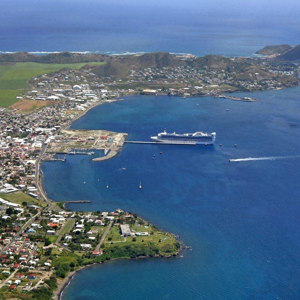 Basseterre Saint kits and nevis