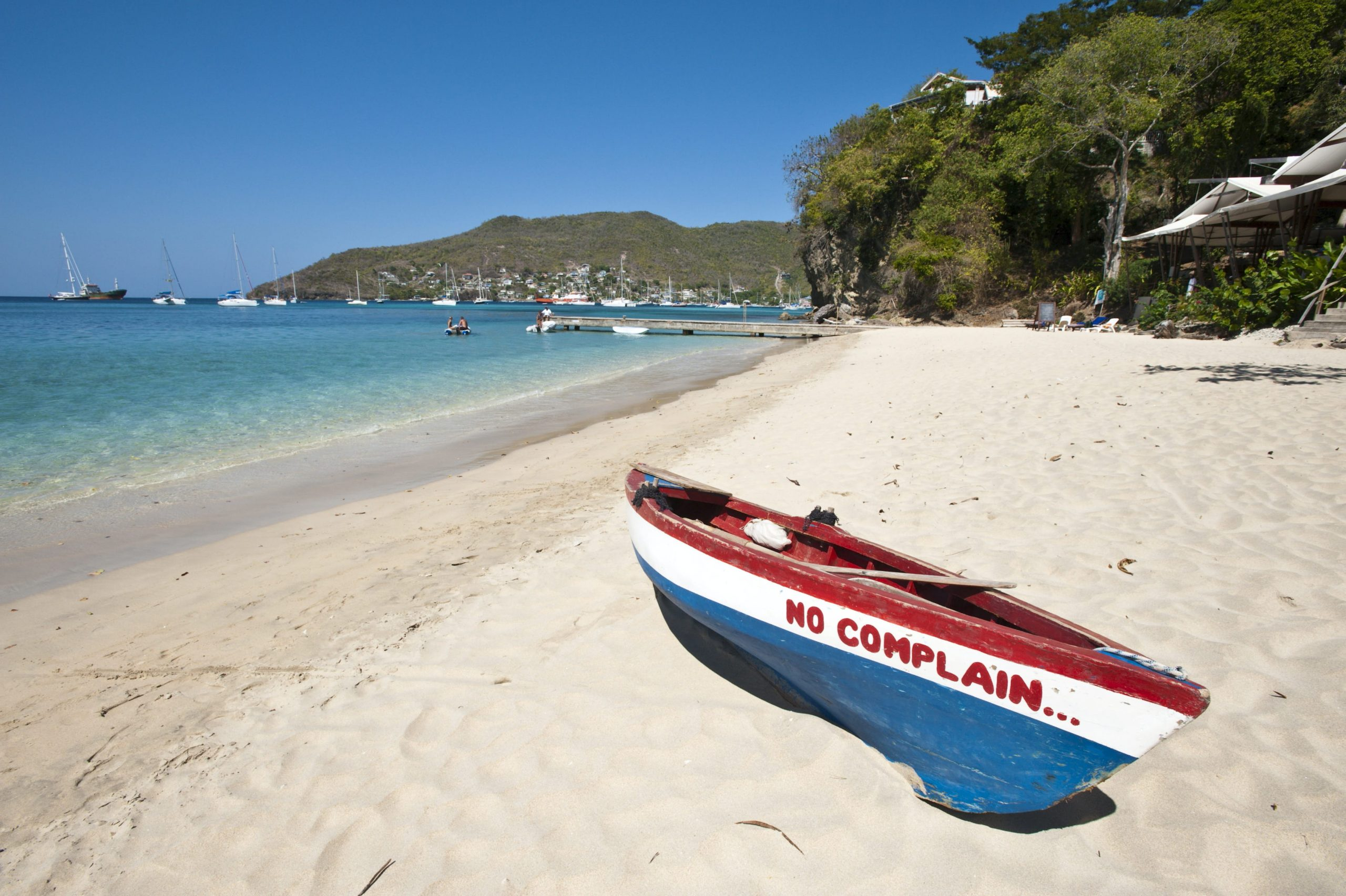 Bequia Saint Vincent and the Grenadines