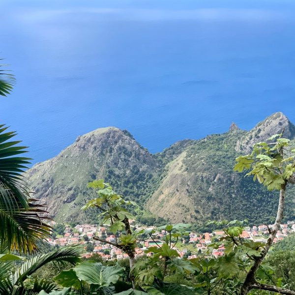 Climb Mt. Scenery Saba