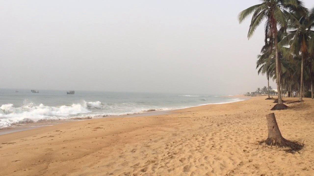 Coca Beach Togo