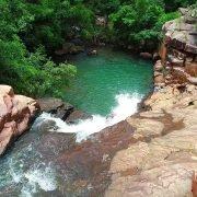 Dandan waterfalls Mali