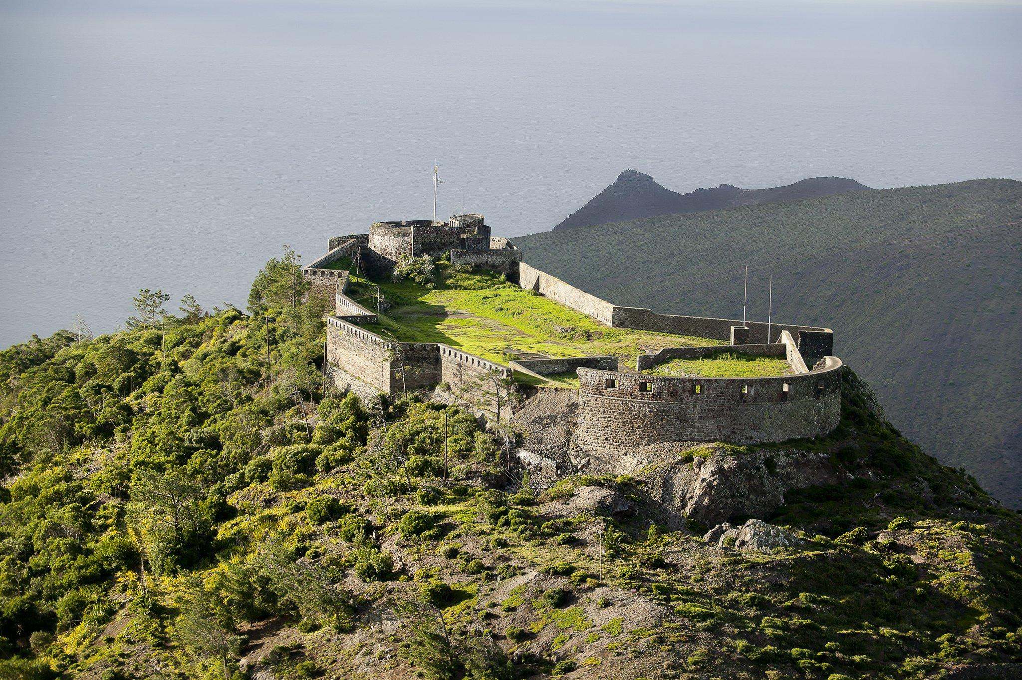 High Knoll Fort Saint Helena