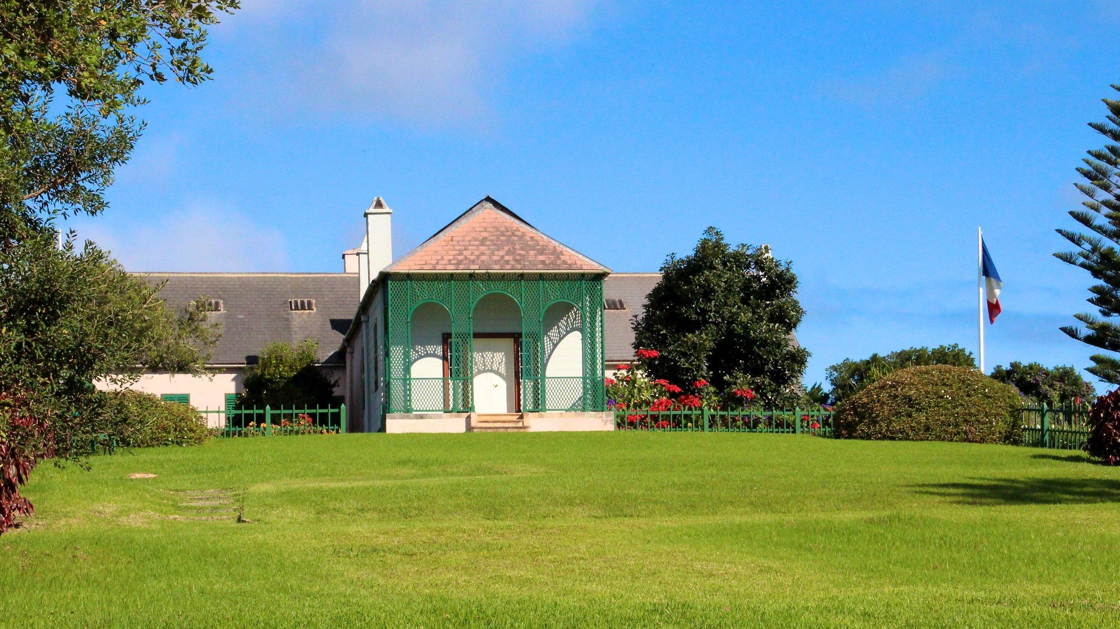 Longwood House Saint Helena