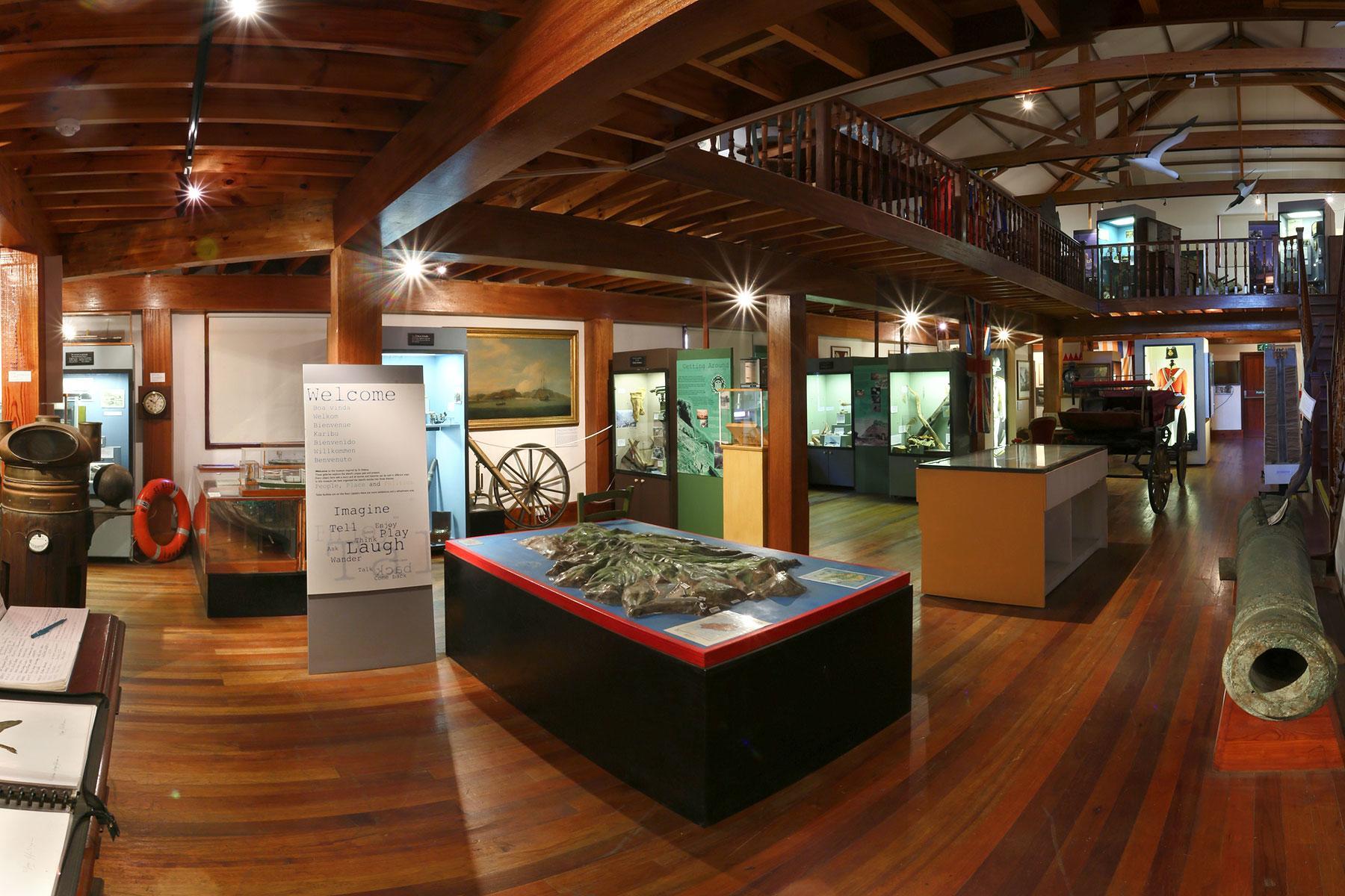 Museum of Saint Helena