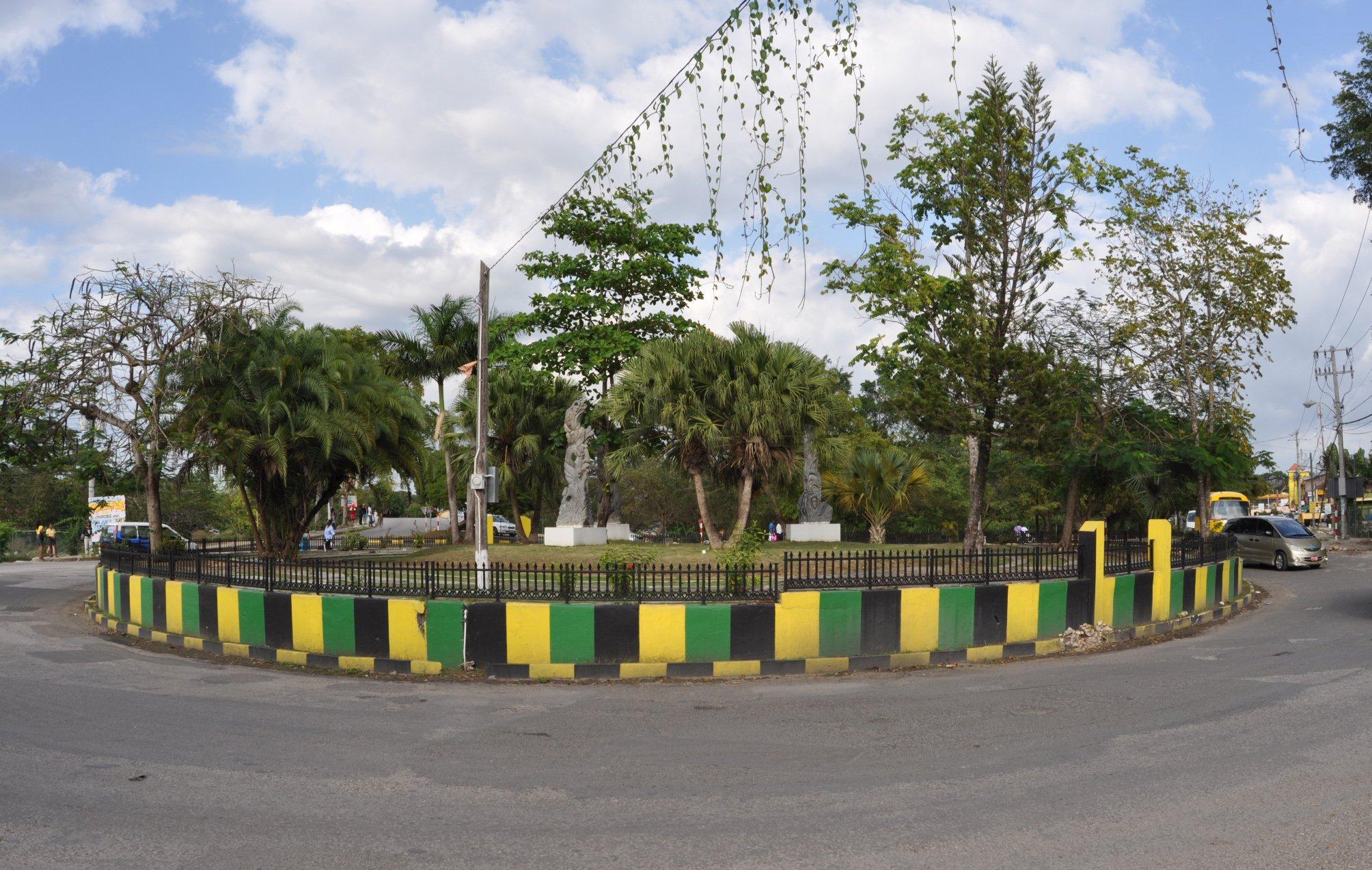 Negril Jamaica town center