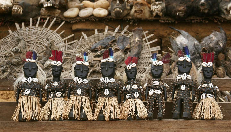 Place Des Martyrs Culture Togo