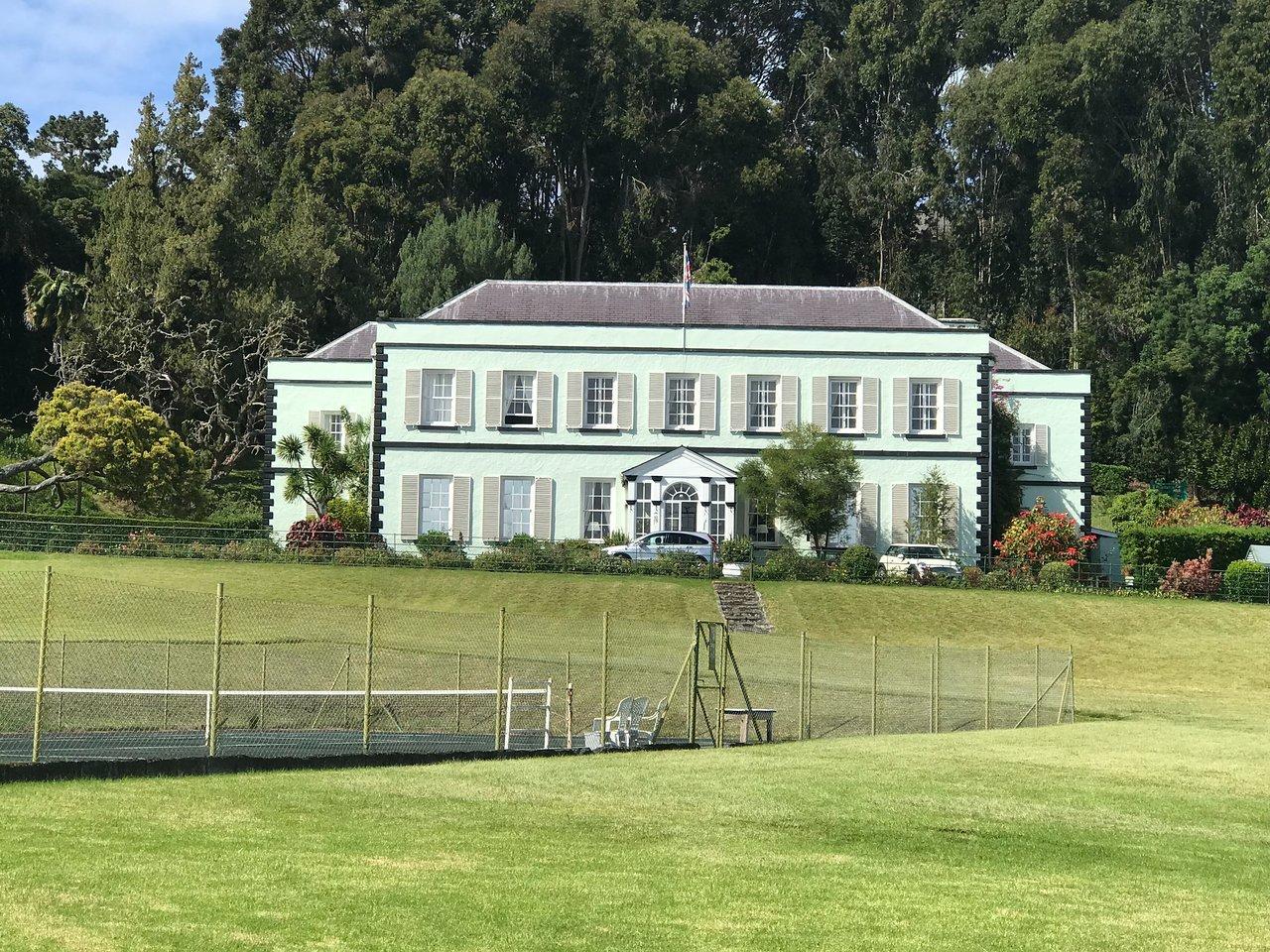Plantation House Saint Helena