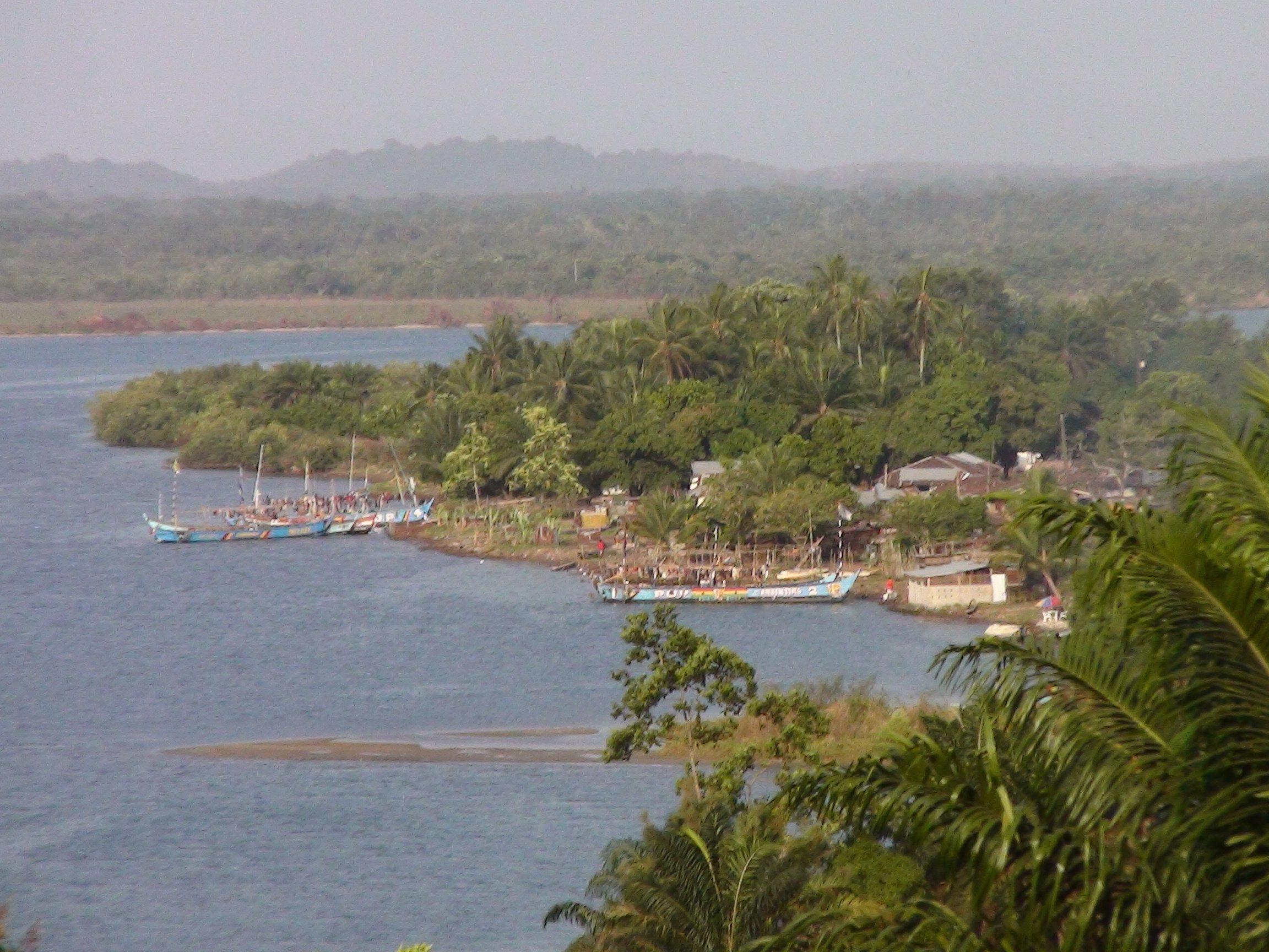 Port of Fanti Town