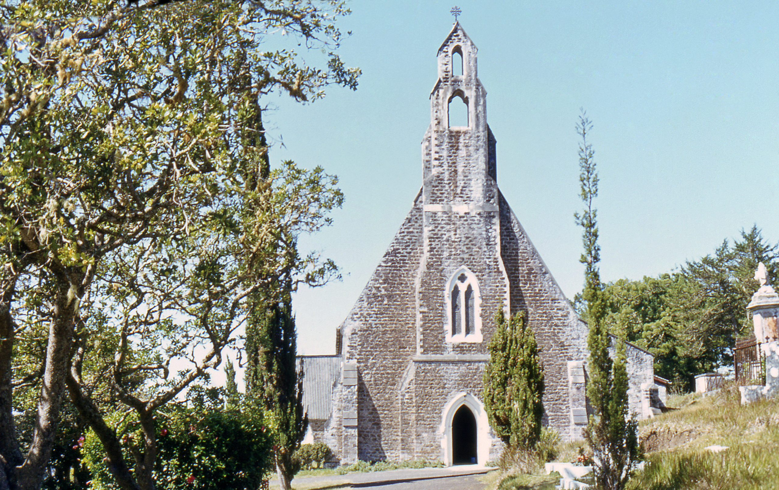 Saint James' Church Saint Helena
