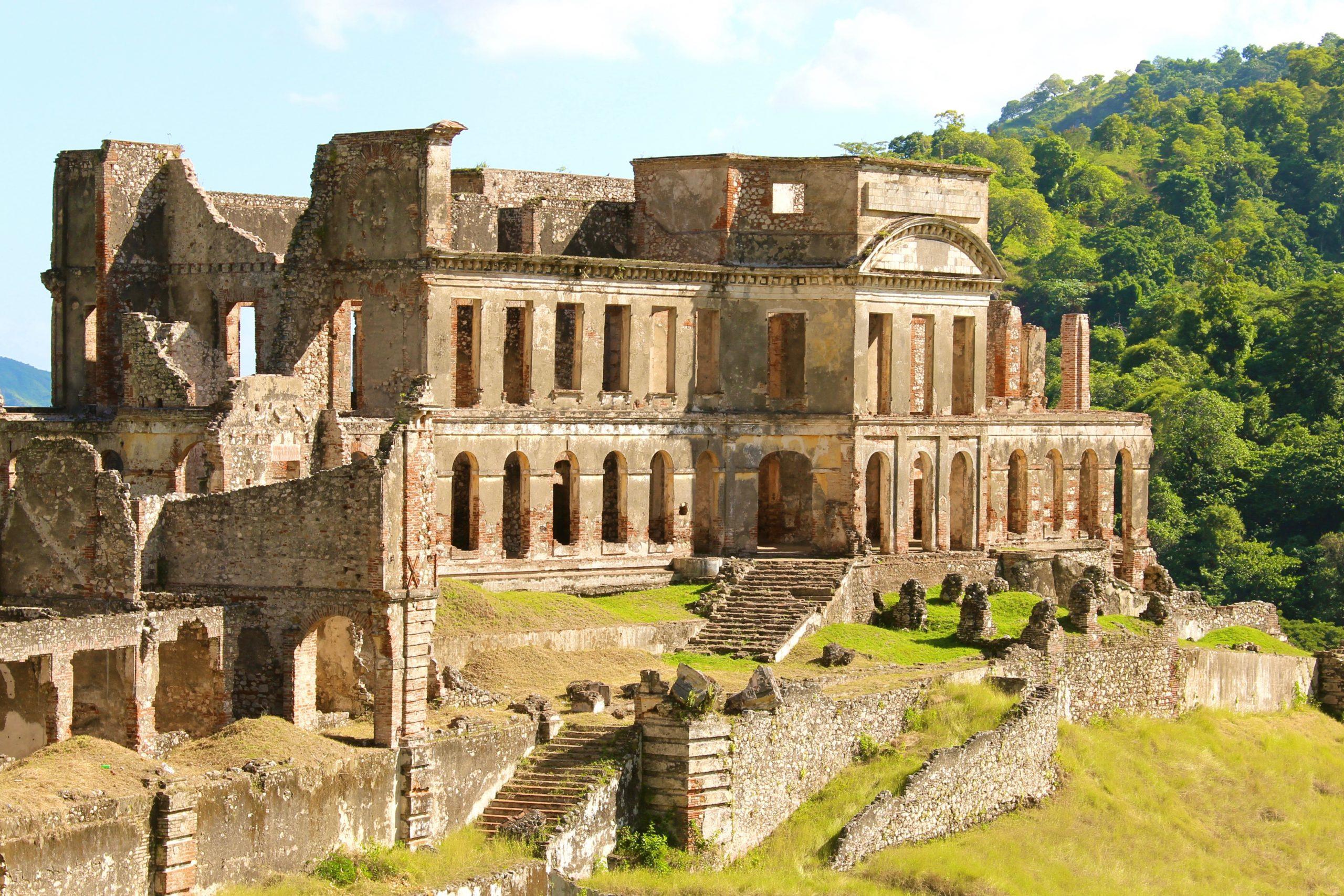 Sans-Souci Palace, National History Park