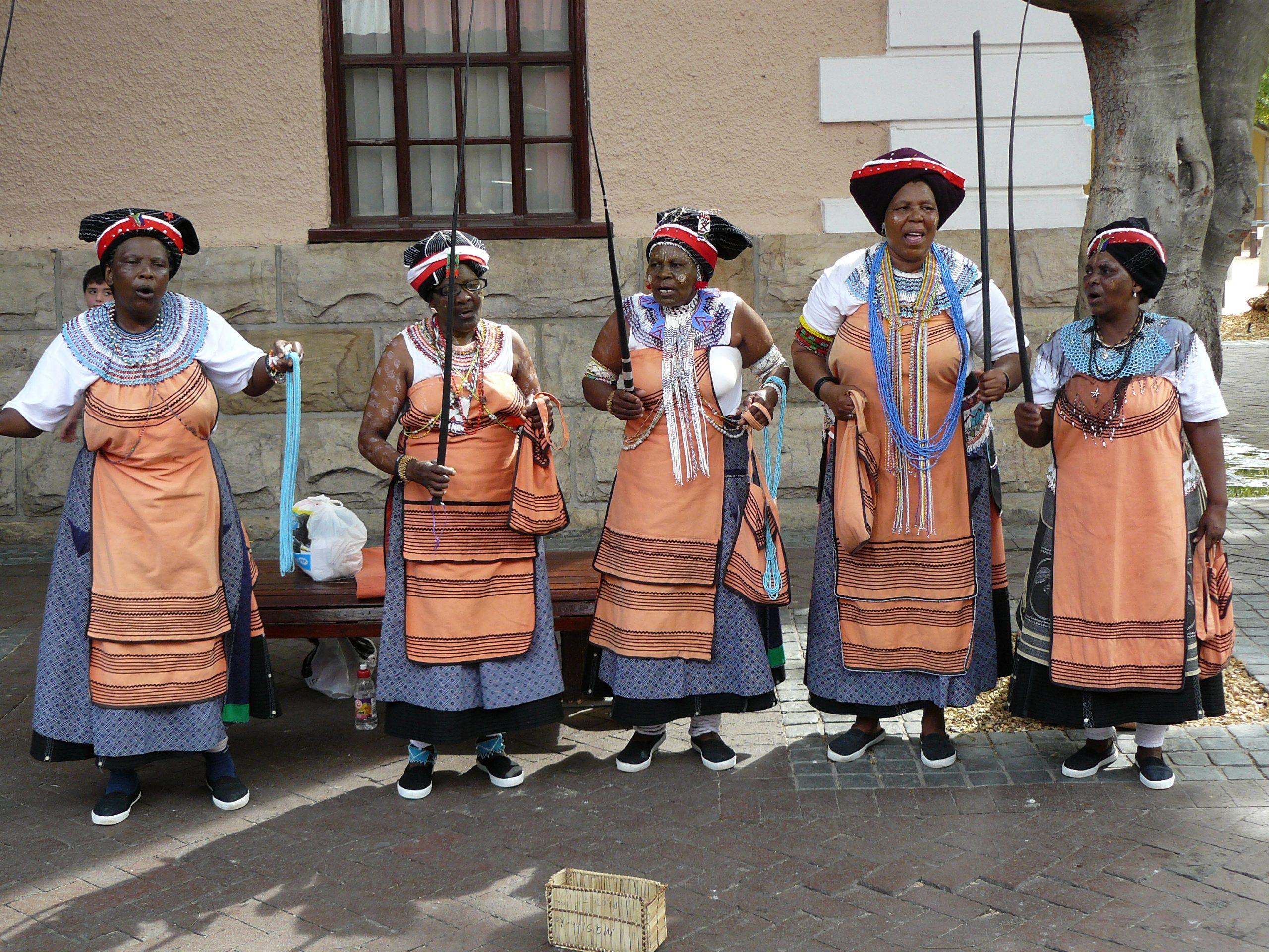 Shweshwe clothing