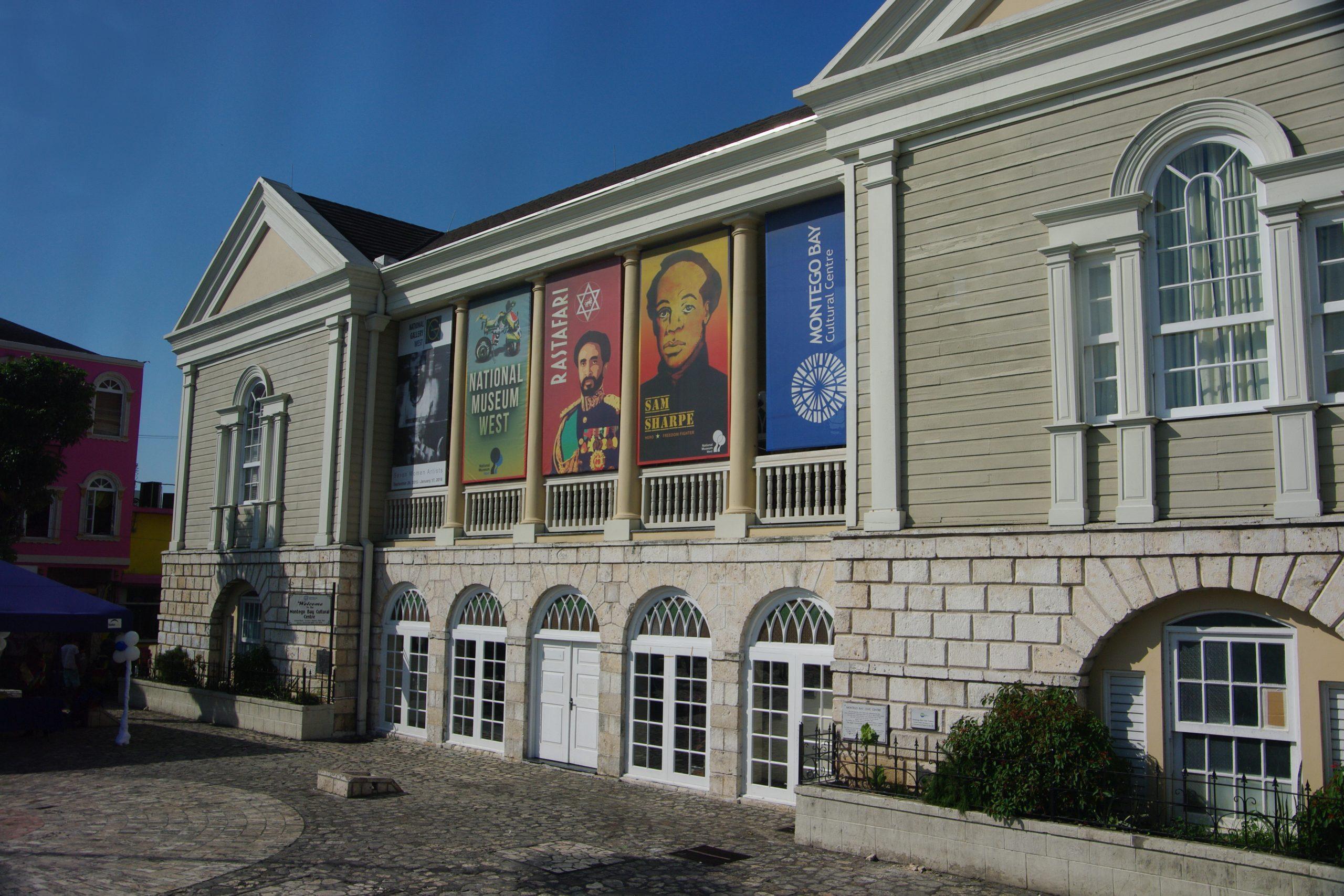 The Montego Bay Cultural Centre