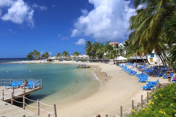 Windjammer Landing in Gros Islet, St. Lucia
